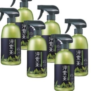 【淨覺茶】茶籽衛浴清潔液500ml(6瓶)