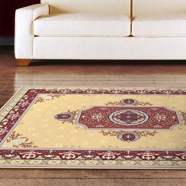 《格藍傢飾》新古典絲毯ISPAHAN 4517 1-36 BEIGE 135x200cm