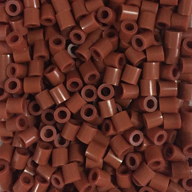 《Perler 拼拼豆豆》1000顆單色補充包-20古銅色