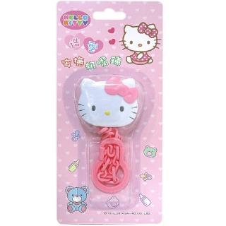 【HELLO KITTY】造型安撫奶嘴鍊