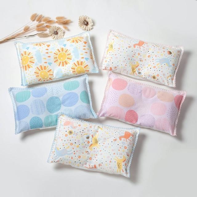 【聖哥Newstar明日之星】MIT 嬰兒枕純棉熱賣推薦(MIT台灣製造、柔軟舒適、媽咪推薦)