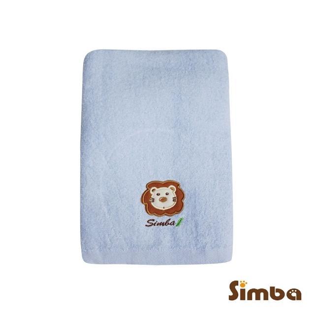 【小獅王辛巴】和風高級嬰兒快乾浴巾(1入)