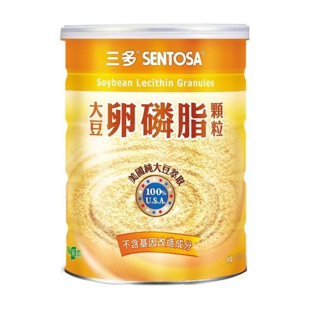 【三多】健康系列-T大豆卵磷脂顆粒(300g-罐)