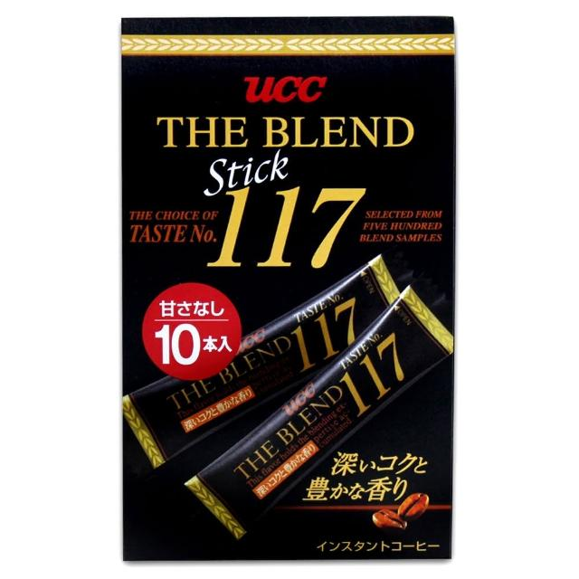 【UCC上島咖啡】117隨身包咖啡(10本入)