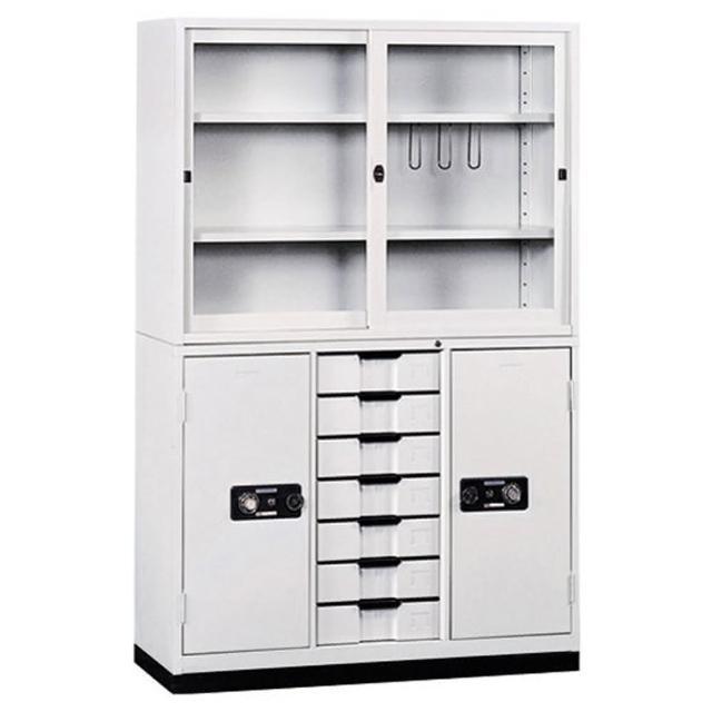 【時尚屋】H413特級4x6密碼鎖櫃(Y115-2)