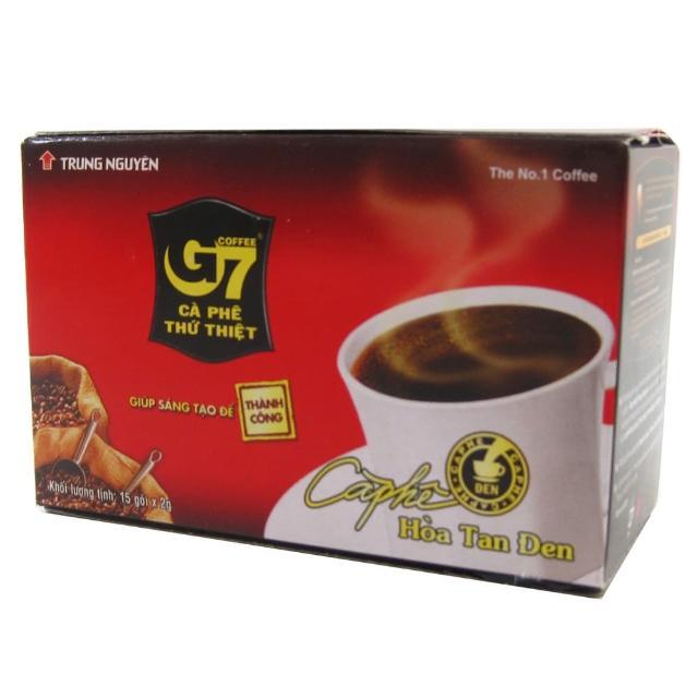 【G7】即溶黑咖啡(2g-180包)