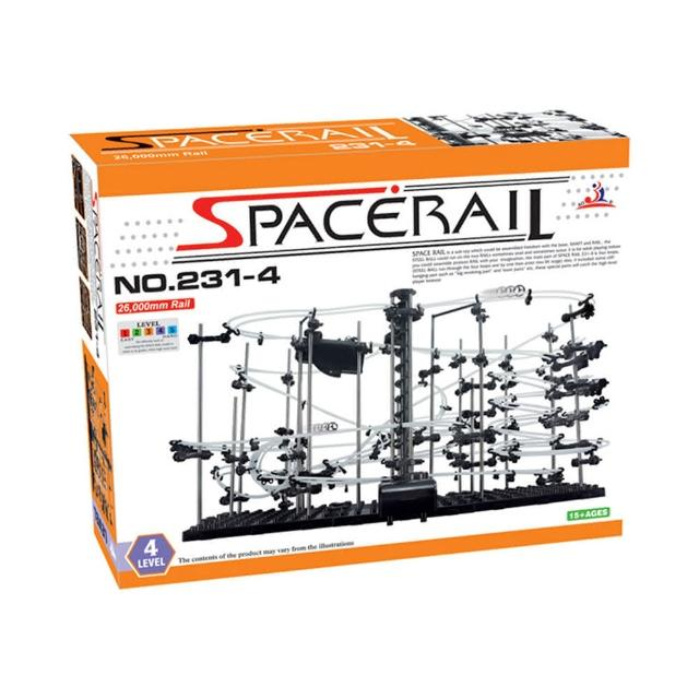 【賽先生科學】Spacerail曲速引擎-瘋狂雲霄飛車(等級4)