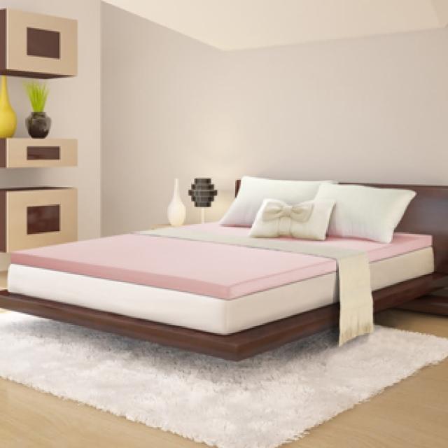 【House Door】日本大和防蹣抗菌5cm厚乳膠床墊(單人3尺)