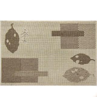 【范登伯格】綠洲★自然風圈毛踏墊-鄉村-內附止滑網(60x90cm)