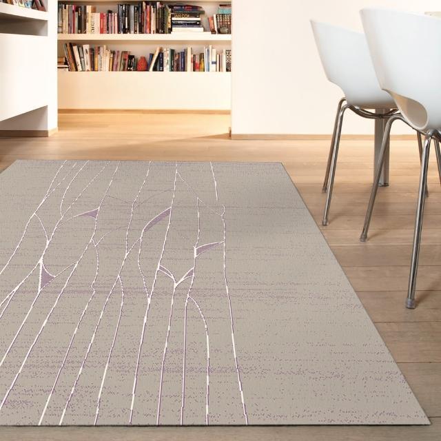【范登伯格】夏蔓柔光絲質感地毯-溫沙(160x230cm)