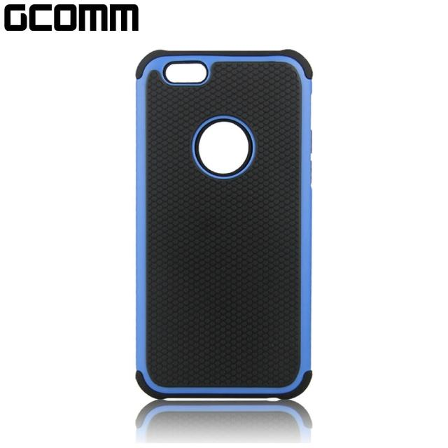 "【GCOMM】iPhone6-6S 4.7"" Full Protection 全方位超強保護殼(青春藍)"