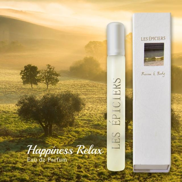 【義大利LES EPICIERS】《幸福療癒》香水噴霧