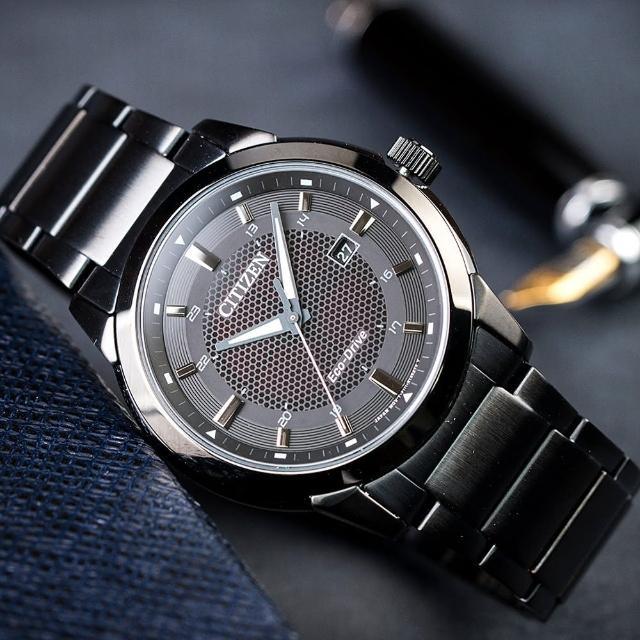 【CITIZEN 星辰】Eco-Drive 撼動青春光動能時尚腕錶(BM7145-51E)