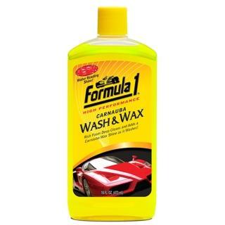 【Formula1】高科技棕櫚光澤洗車精473ml(#15016)