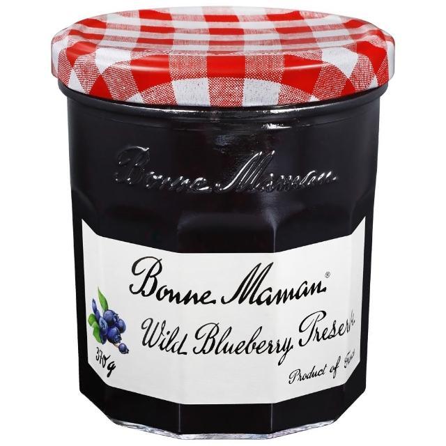 【Bonne Maman】藍莓果醬(370-罐)