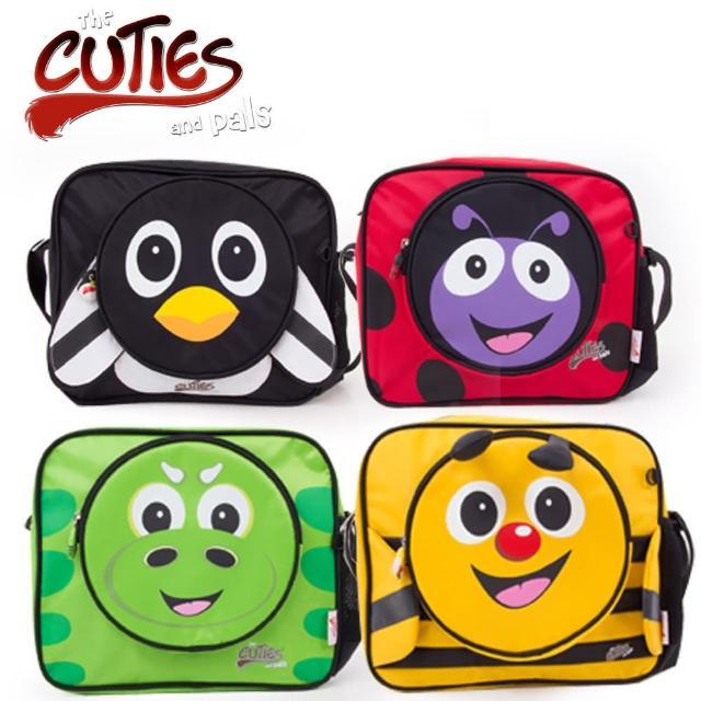 【英國cuties and pals】兒童時尚造型側肩-斜背包(4款)