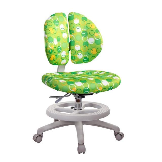 【吉加吉】兒童成長 雙背椅 TW-2999JC 附拆洗布套(多色)