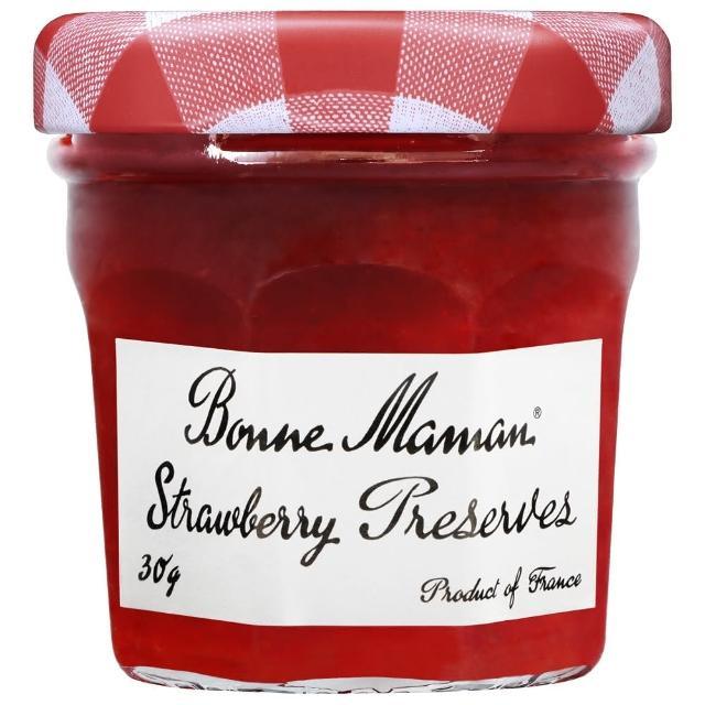 【Bonne Maman】法國BM迷你果醬-草莓 30g x60入