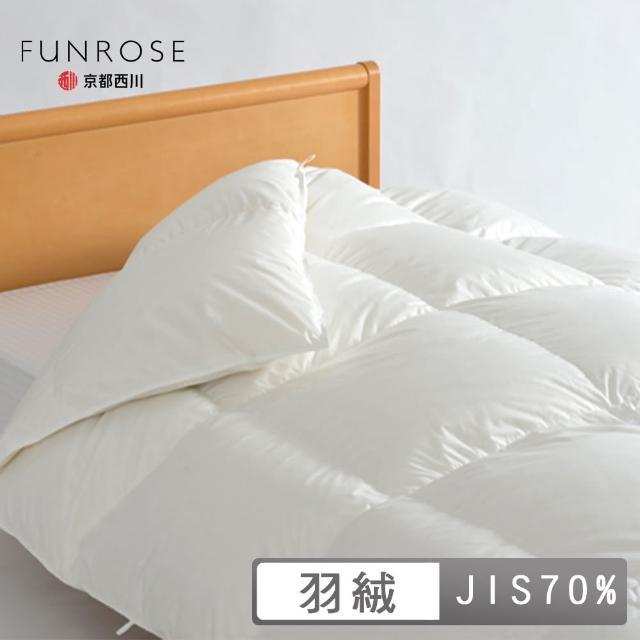 【京都西川】日本製 日本國產羽絨被-冬被-被胎(雙人6X7尺)