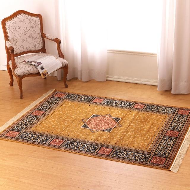 【格藍傢飾】雅典納絲毯159-21(160x230CM)