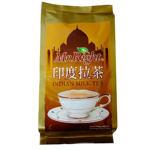 【Mr.Right】印度拉茶25g-12包