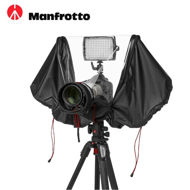 【Manfrotto】PL Elements Cover旗艦級相機雨衣(E-705)