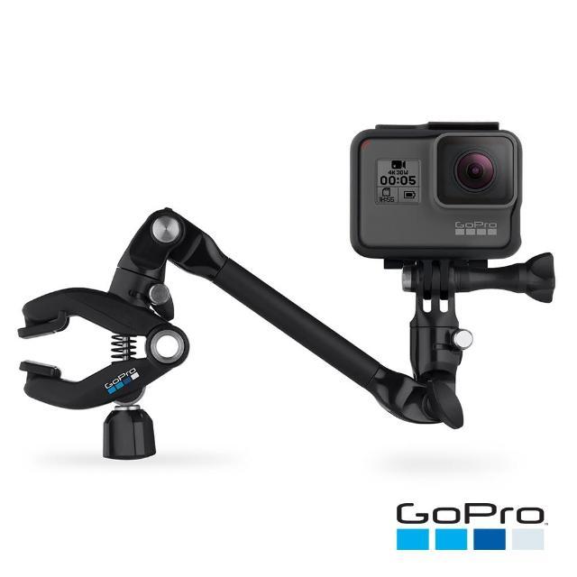 【GoPro】多功能可調式固定夾 AMCLP-001(忠欣公司貨)