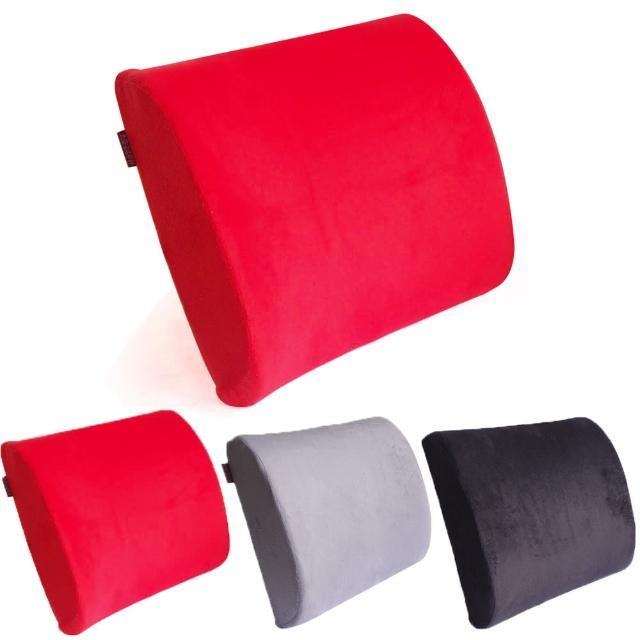 記憶棉紓壓靠腰墊-護腰墊