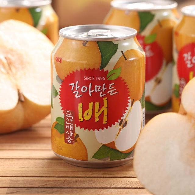 【韓國HAITAI】水梨汁(238ml-12入-組)
