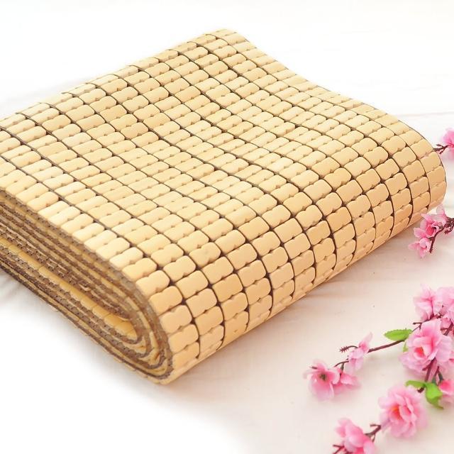 【雅曼斯Amance】特級白玉麻將竹蓆涼蓆(雙人5尺)