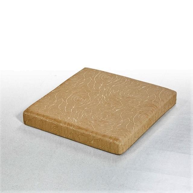 【CLEO】四方墊防潑水緹花-四方墊乳膠皮-沙發坐墊(4入)
