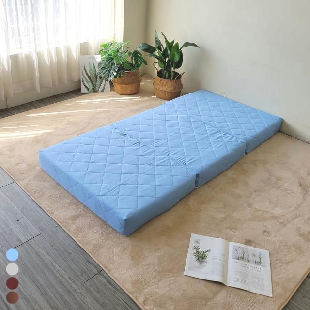 【BN-Home】Antony安東尼涼感獨立筒床墊 3.5尺單人加大(床墊-涼感- 沙發床-單人沙發-折疊椅)