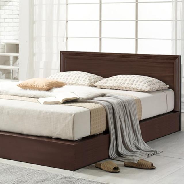 【樂和居】畢斯特二件式5尺雙人房間組2色可選(床片+床底)
