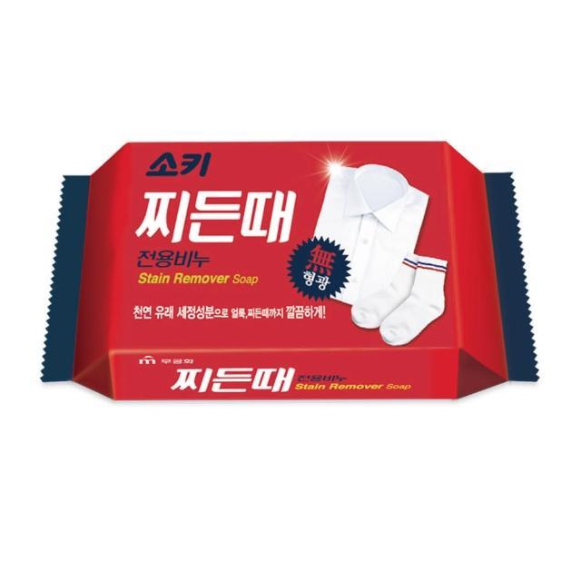 【韓國 MKH無窮花】襪子衣領去汙皂 150g