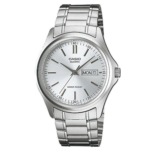 【CASIO】時尚經典休閒腕錶(MTP-1239D-7A)