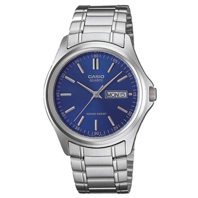 【CASIO】時尚經典休閒腕錶(MTP-1239D-2A)