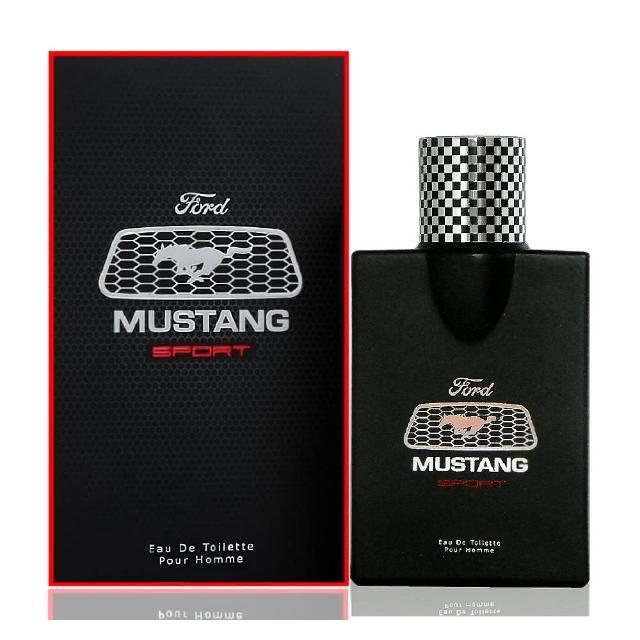 【Ford Mustang】Sports 福特野馬運動淡香水(100ml)