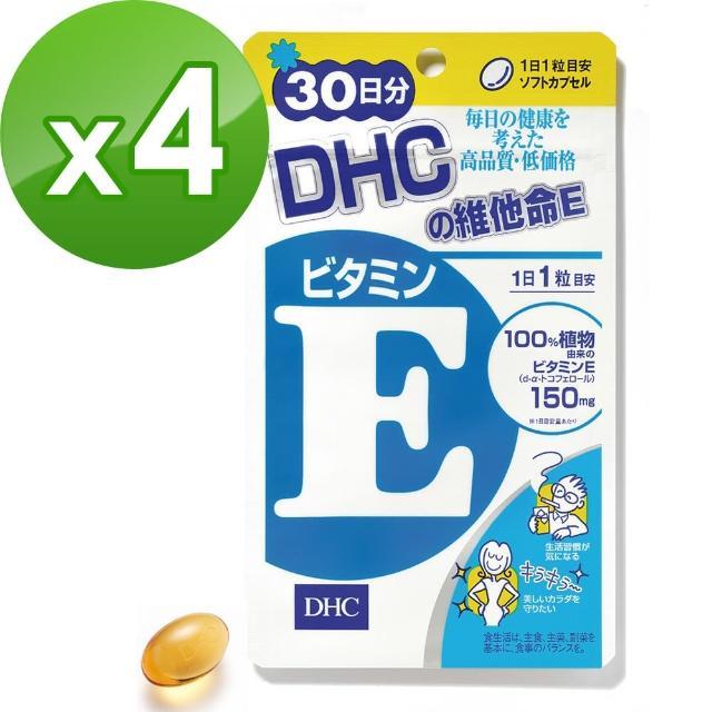 【DHC】維他命E (30日份) x 4