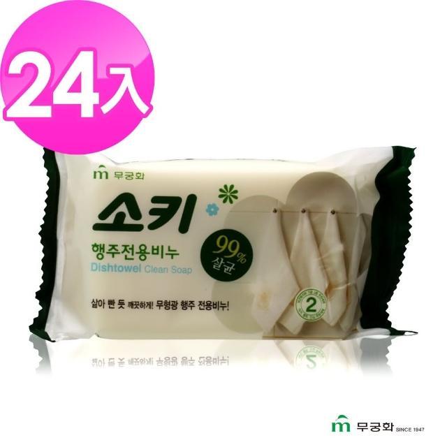 【韓國 MKH無窮花】抹布去油汙家事皂 150g(24入)