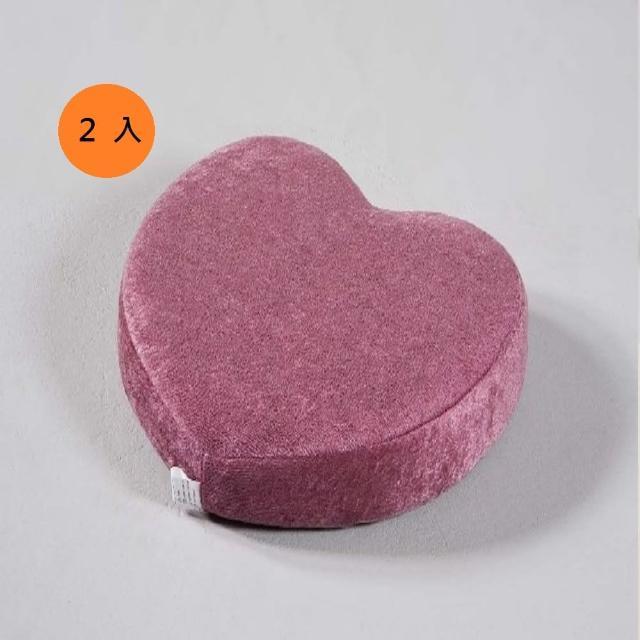 【CLEO】和室心型坐墊(2入)