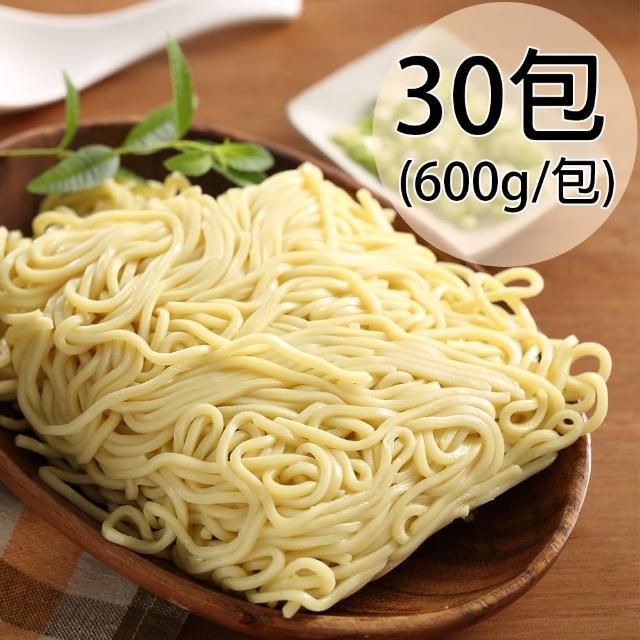 【喬麥屋】衛生油麵30包(600g-包)