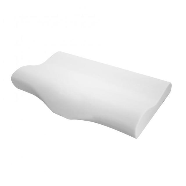 【HOLA】HOLA home 釋壓抗菌記憶枕3D護頸型