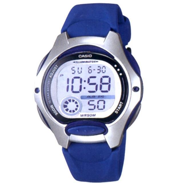 【CASIO】孩童時代十年電池電子錶(LW-200-2A)