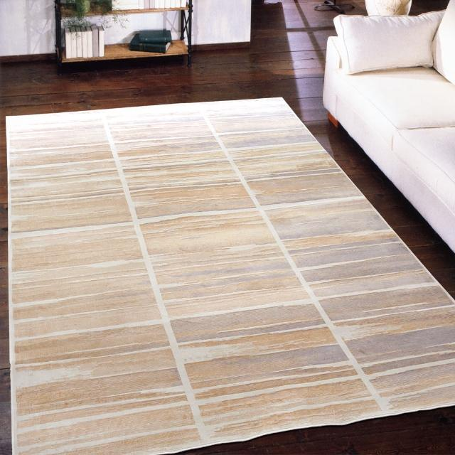 【Ambience】比利時 Aquarel 絲毯(禪風 100x140cm)