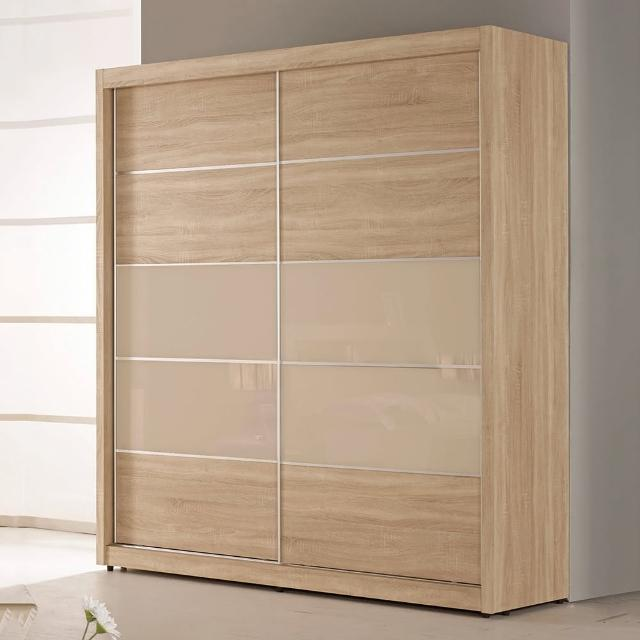 【H&D】格瑞斯5尺拉門衣櫥