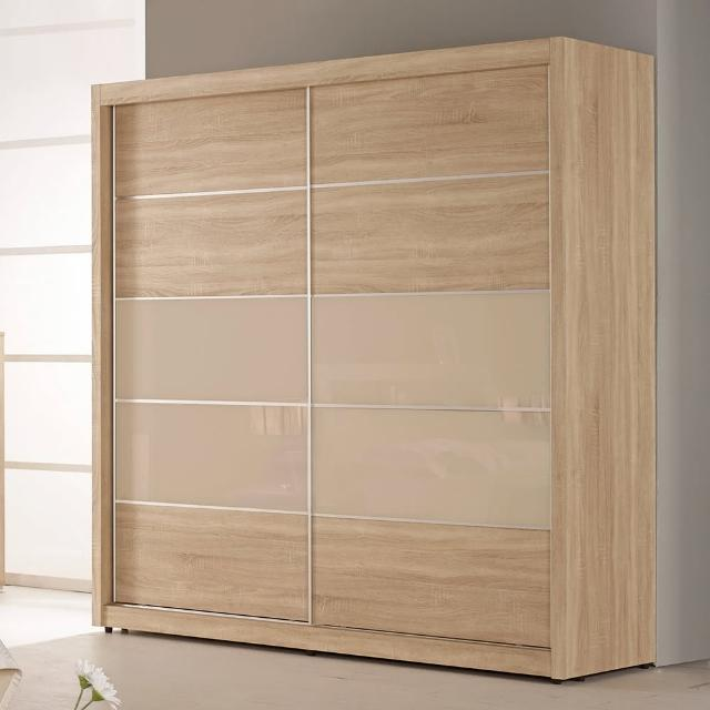 【H&D】格瑞斯6尺拉門衣櫥