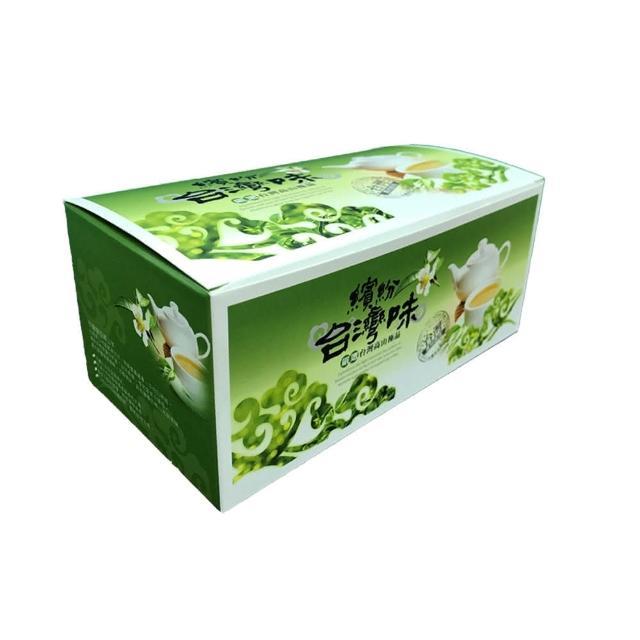 【新造茗茶】精選台灣極品茶包組(30入-盒)