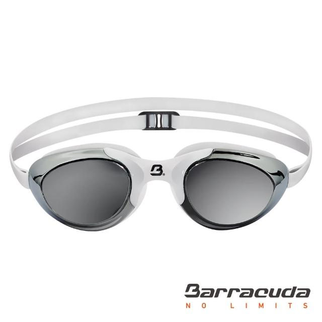 【美國巴洛酷達Barracuda】MERMAID MIRROR(13110成人防霧電鍍泳鏡)