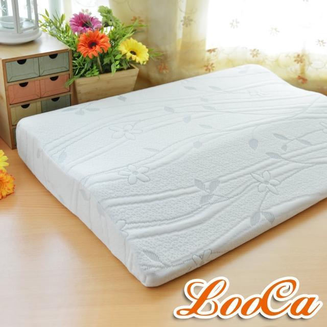 【快速到貨】LooCa特級舒鼾完美護肩頸特大枕(2入)