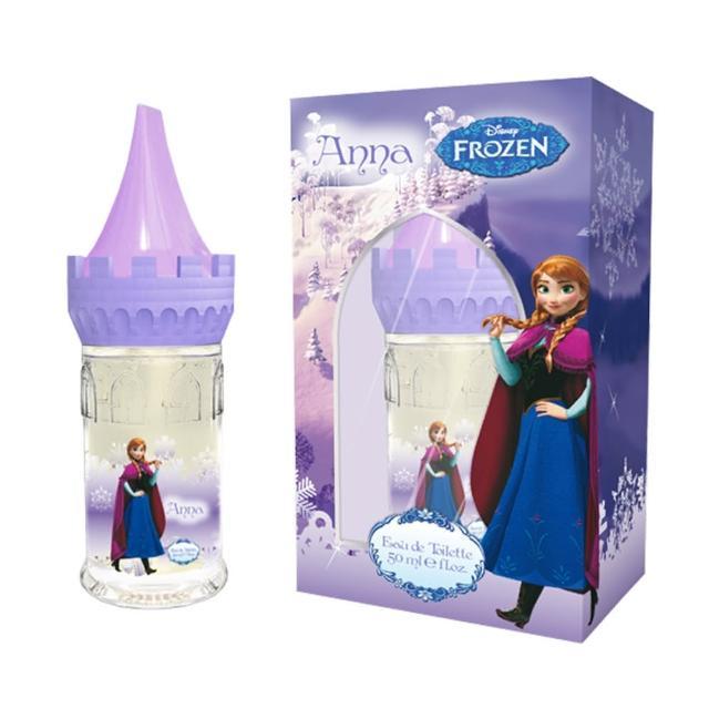 【Disney】Frozen 冰雪奇緣 奇幻安娜香水(50ml)
